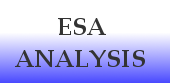 esa analysis